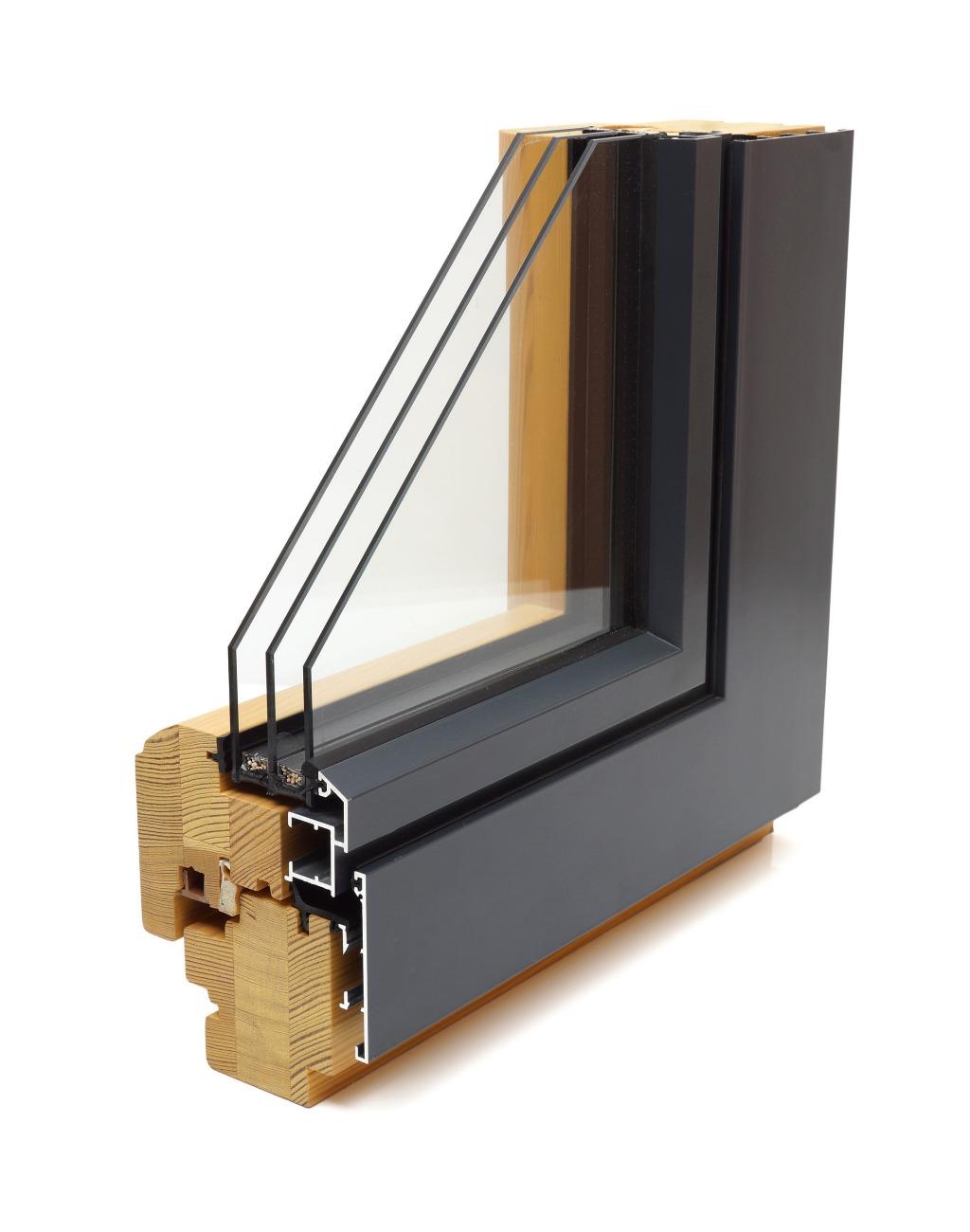 Aluminium Fensterrahmen
