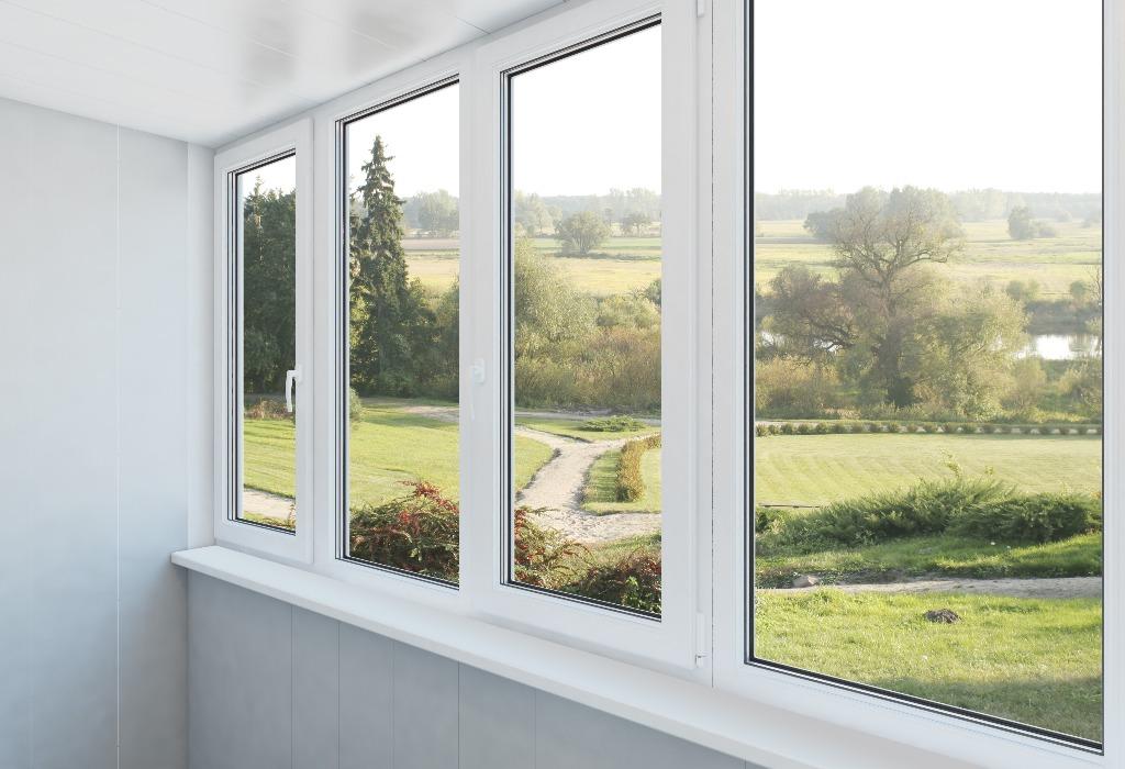 Kunststoff Fensterrahmen